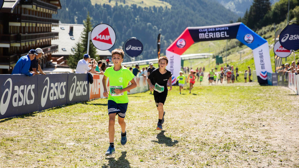 J+2 pour les championnats de France de trail long et court à Méribel
