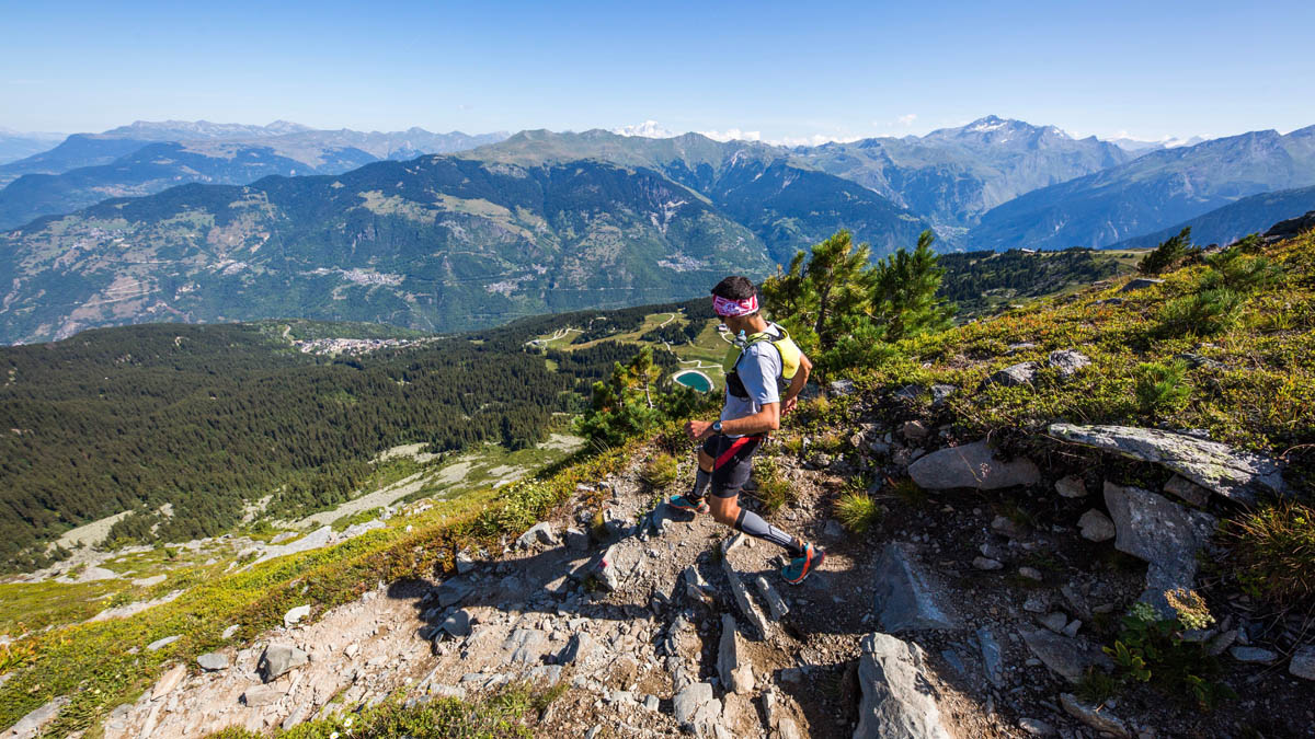 J-8 pour les championnats de France de Trail à Méribel