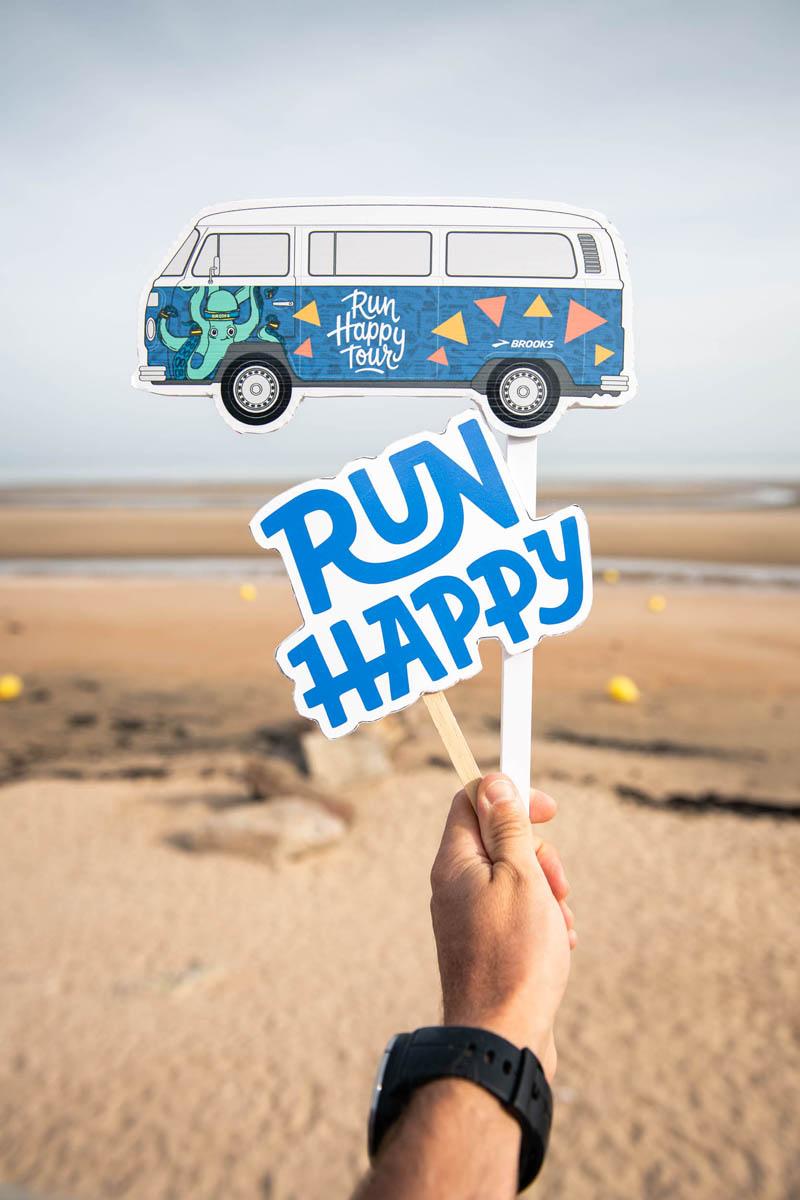 Run Happy Tour 2019