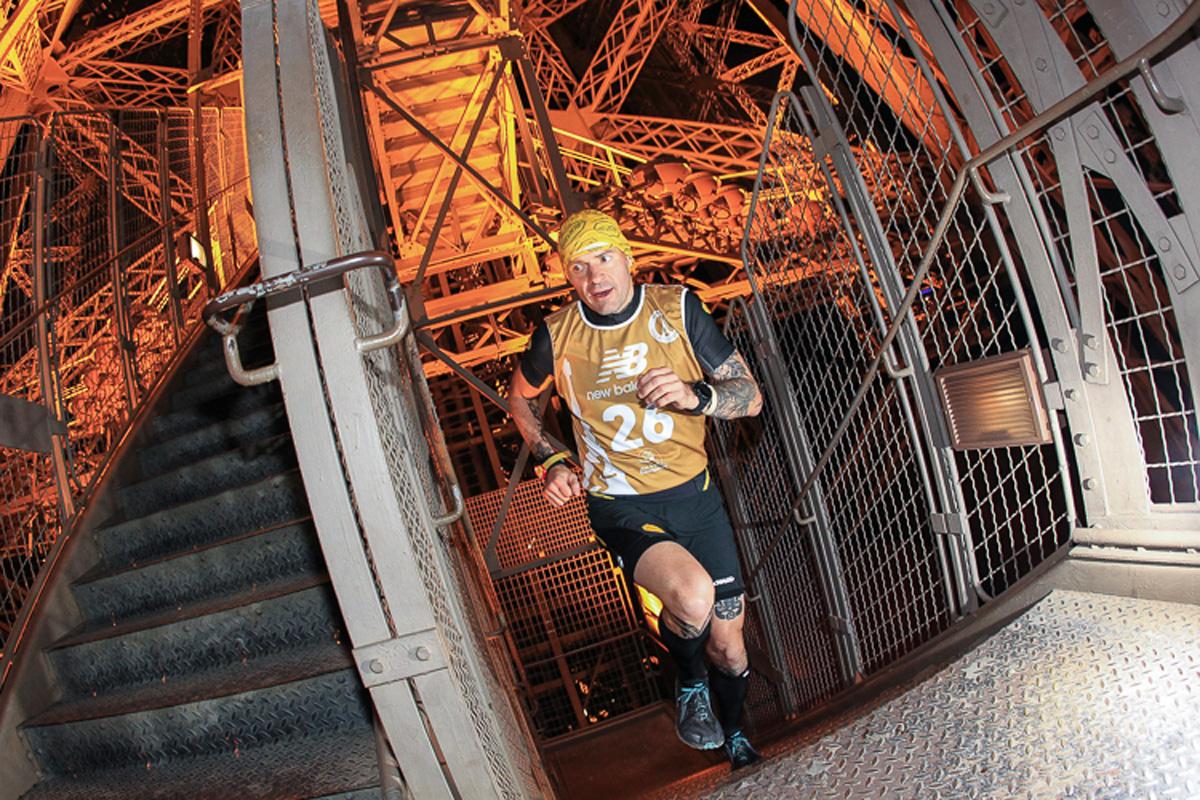 Verticale de la Tour Eiffel® : inscription dans 3 jours !