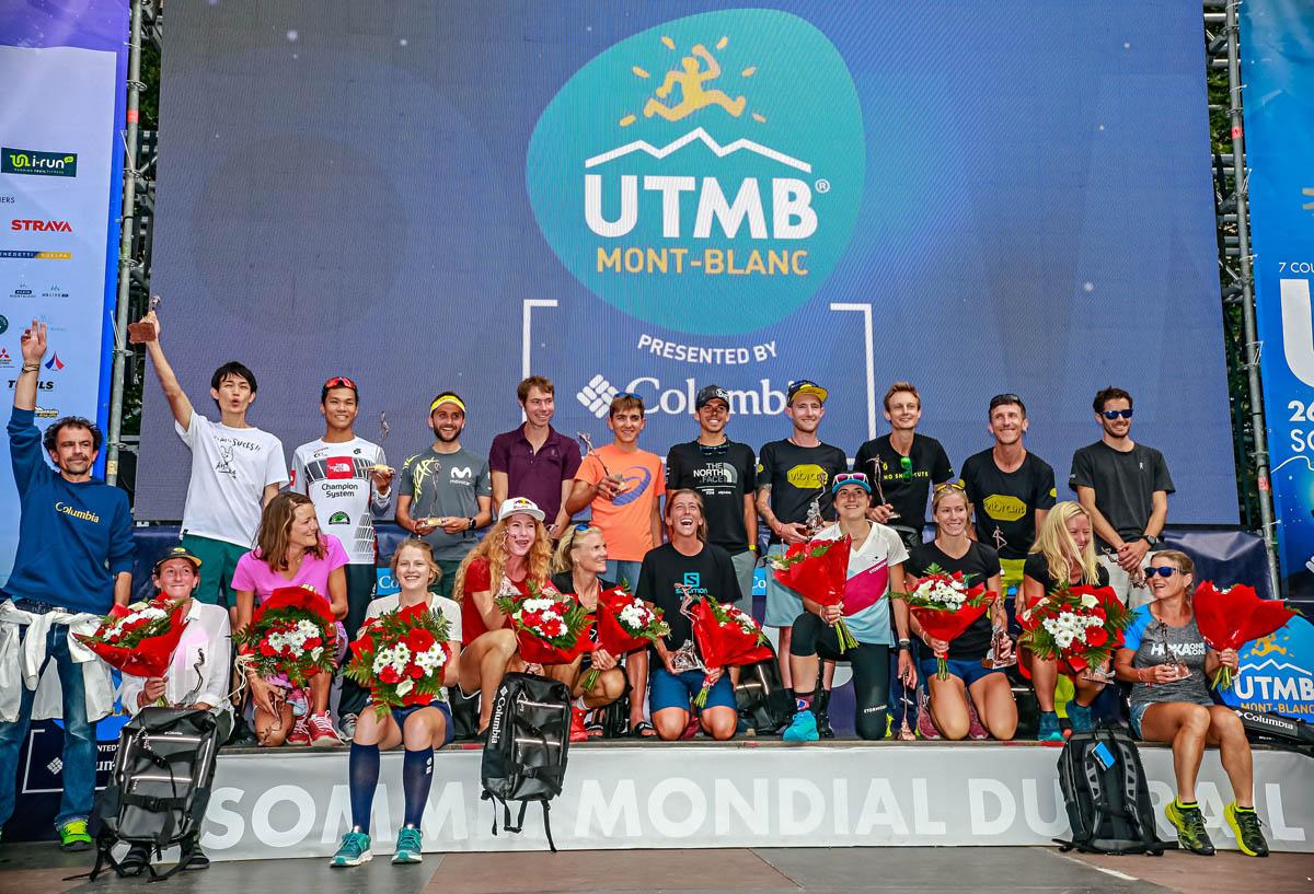UTMB® 2019 : encore une année américano-espagnole