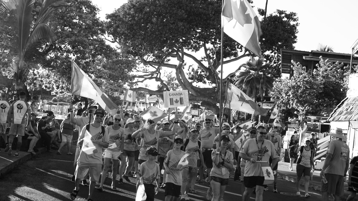 Ironman World Championship d'Hawaï