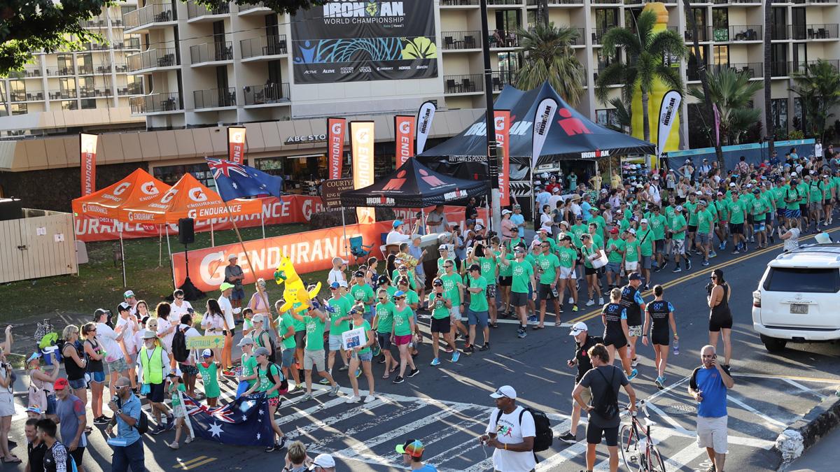 Ironman World Championship d'Hawaï