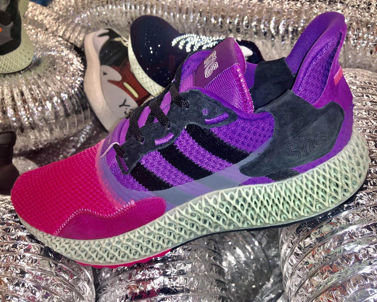 Sneakers de running made in Tokyo