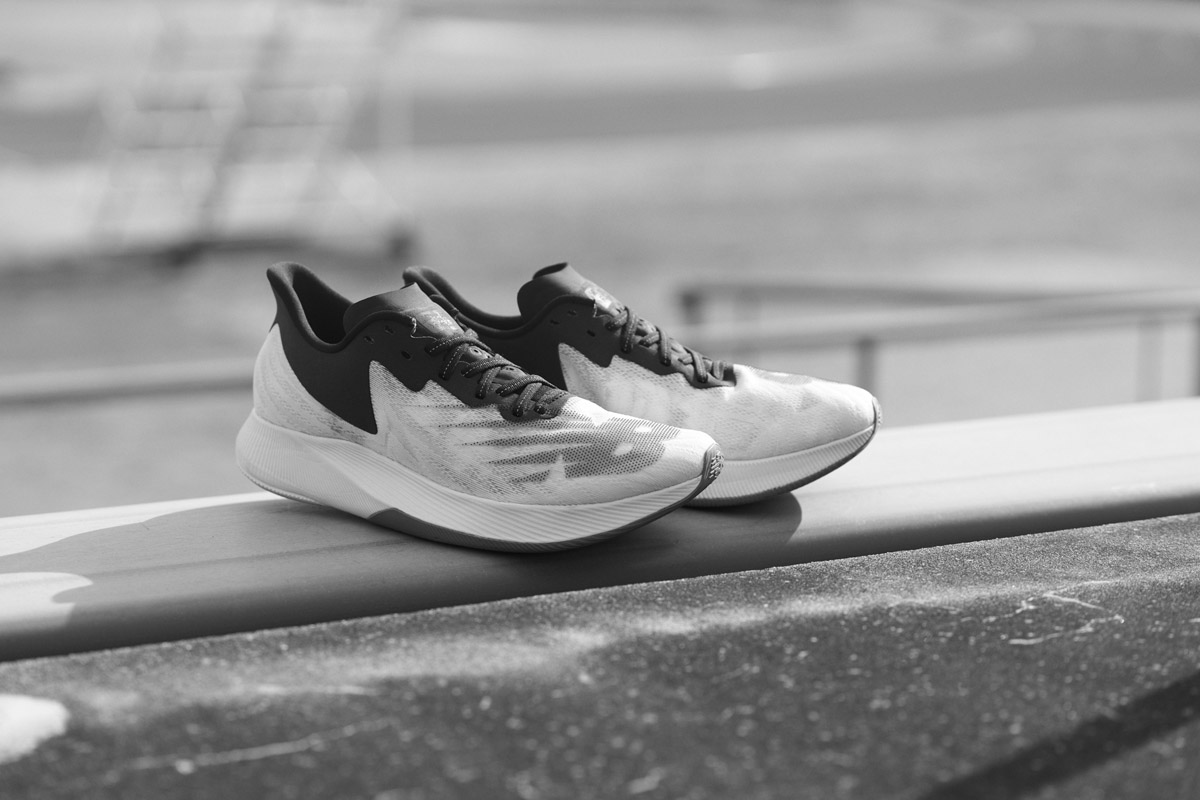New Balance lance sa plaque de carbone