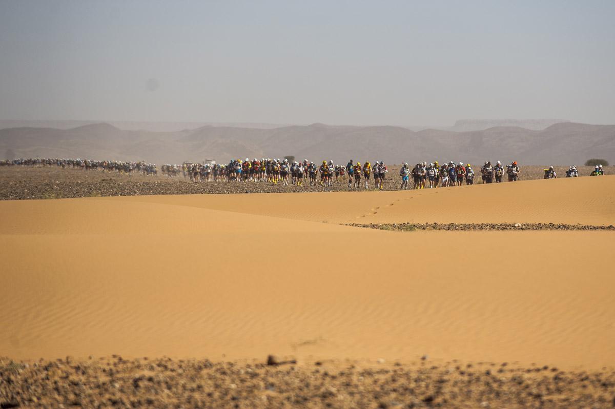 Patrick Bauer. Le Marathon Des Sables. Et le Coronavirus.