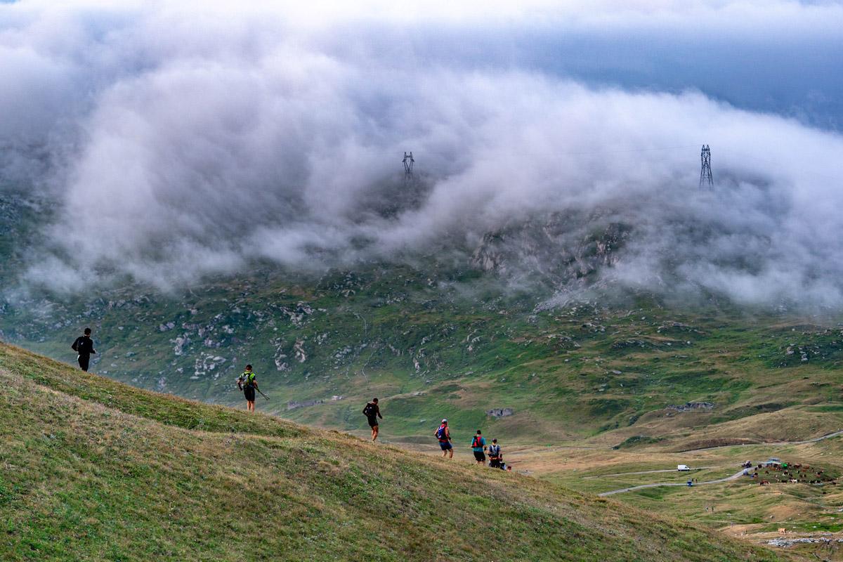 Trail EDF Cénis Tour : les révolutionnaires