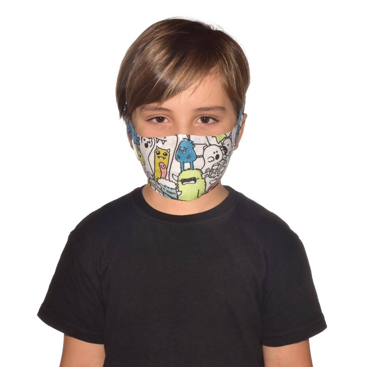Les masques c'est bien. Les Buff® c'est mieux.