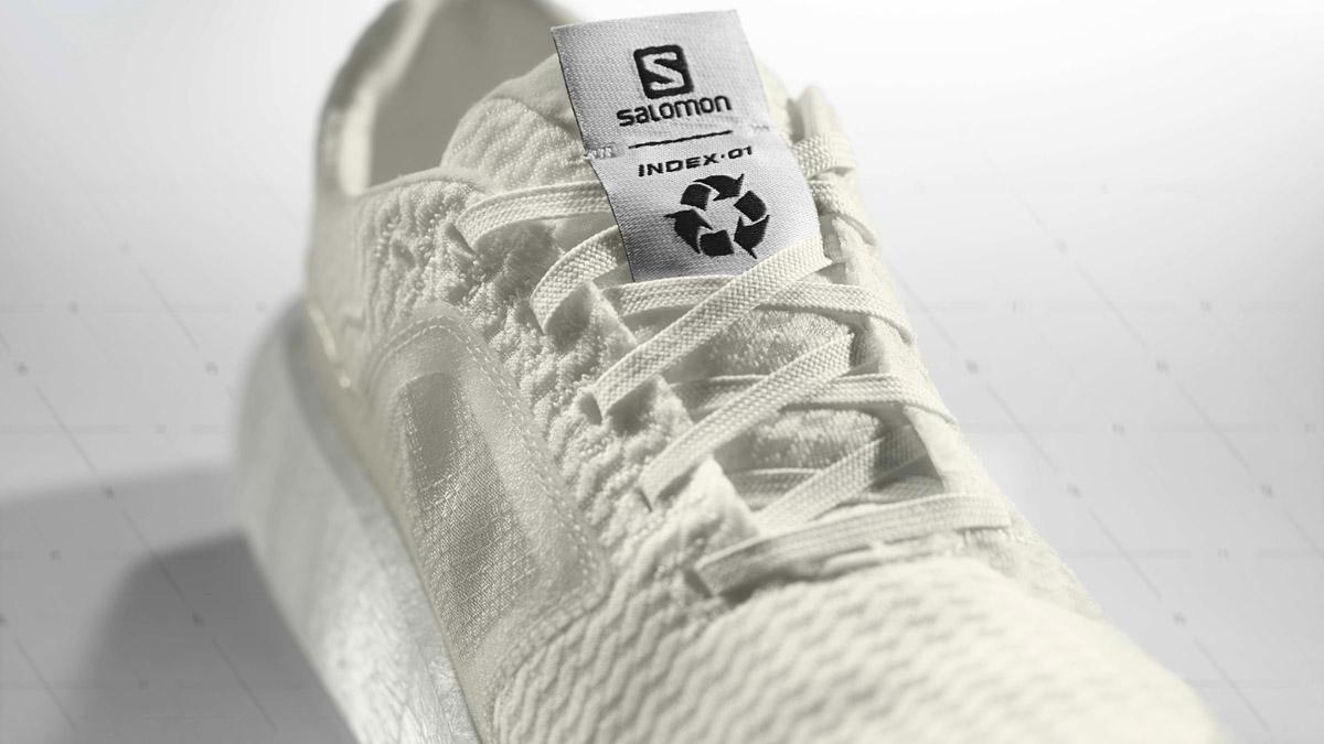 La première chaussure recyclable chez Salomon est là