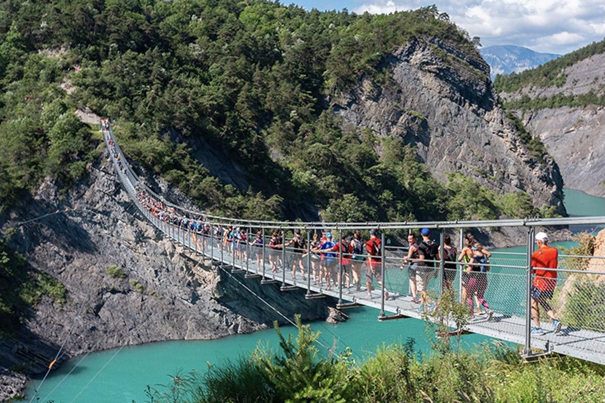 10ème trail des Passerelles du Monteynard : tout public