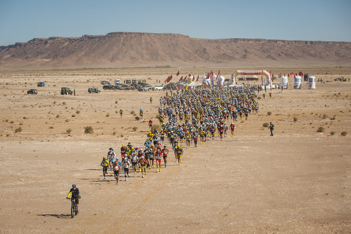 35ᵉ édition du Marathon Des Sables