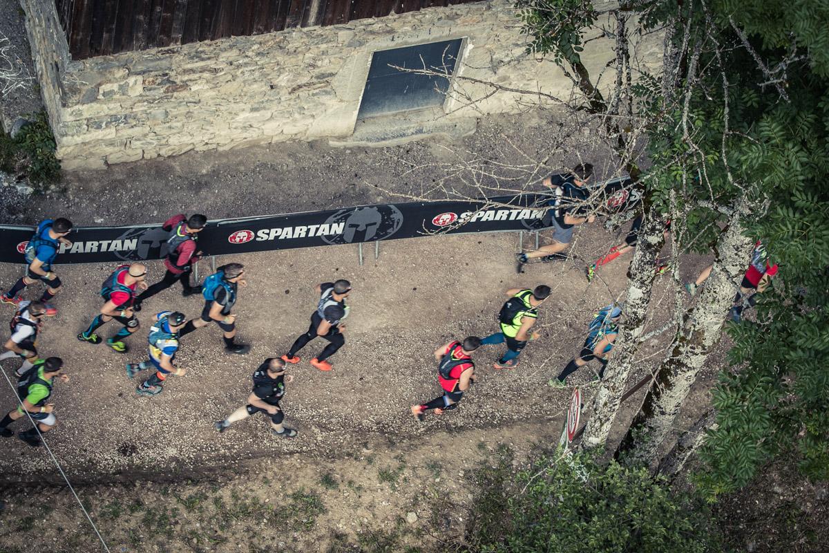 Spartan Race Esterel