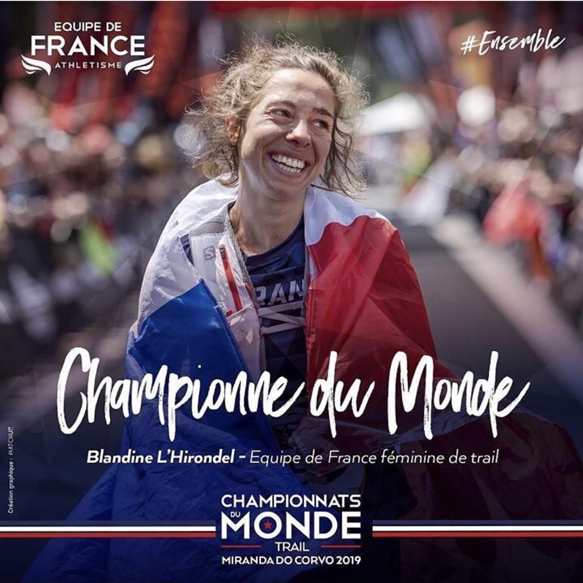 Nouveaux athlètes français chez Hoka One One®