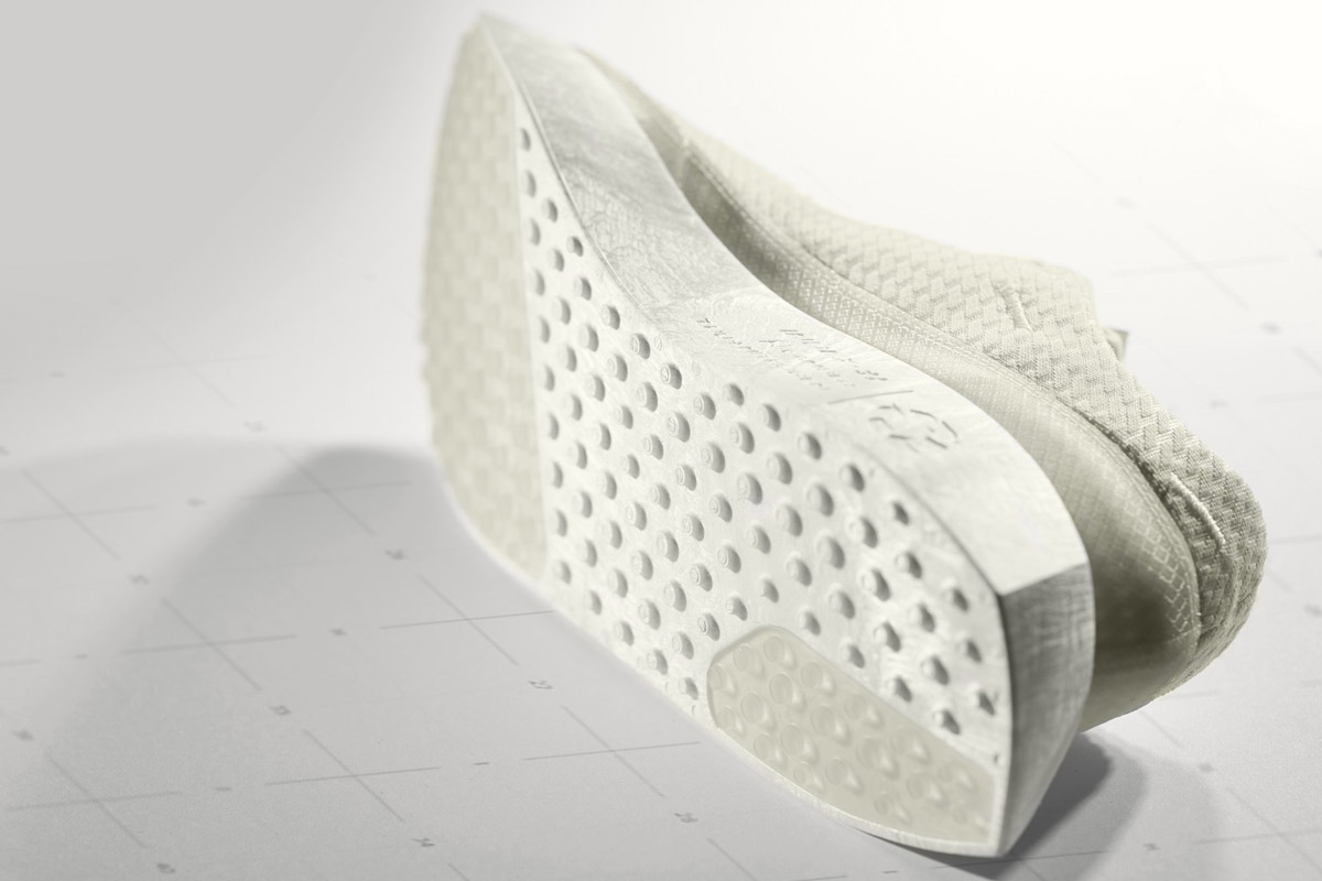 Index.01. La chaussure recyclable de Salomon.