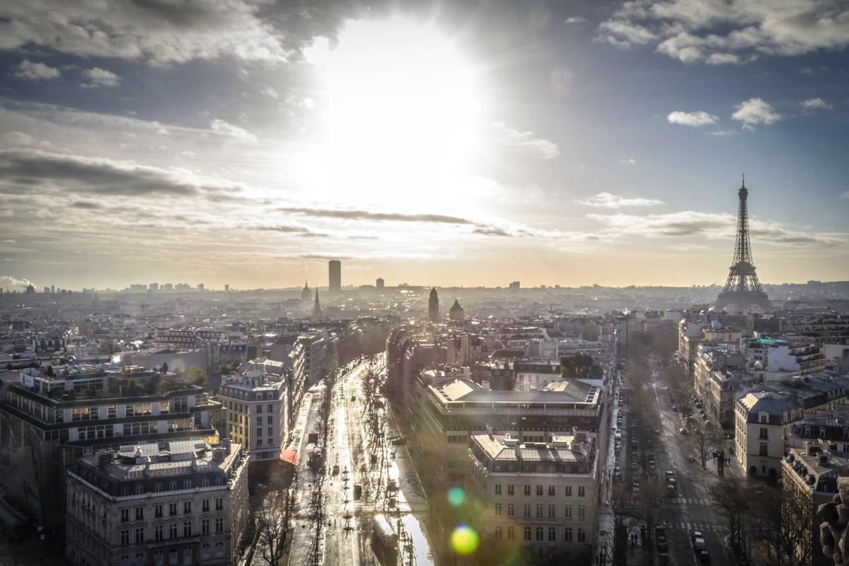 Lancement de la 43ème édition des 20 km de Paris !