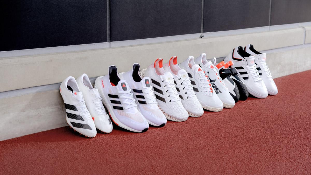 Adidas présente sa plus grande collection de chaussures à ce jour