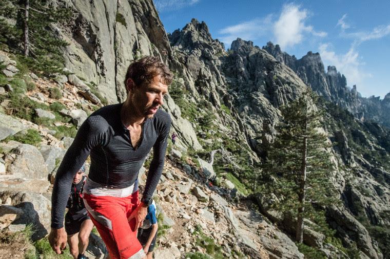 Crossing Corsica ou la quête du record du GR20
