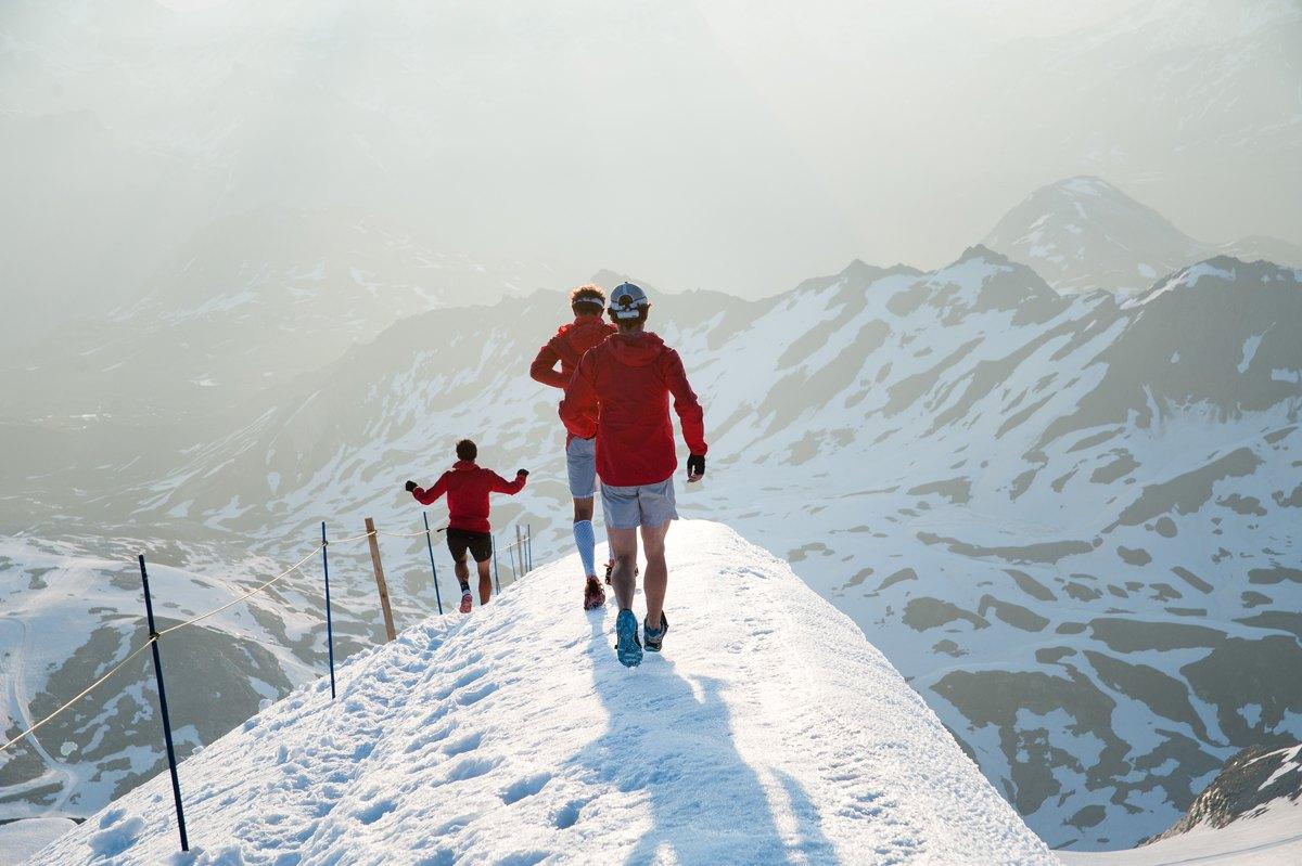 High Trail Val d'Isère course qualificative UTMB