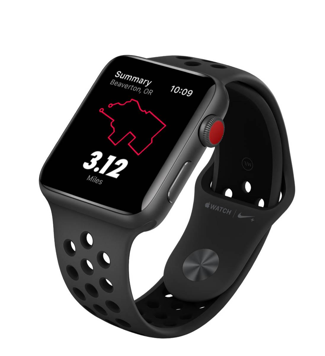 Apple Watch Série 3 Nike+