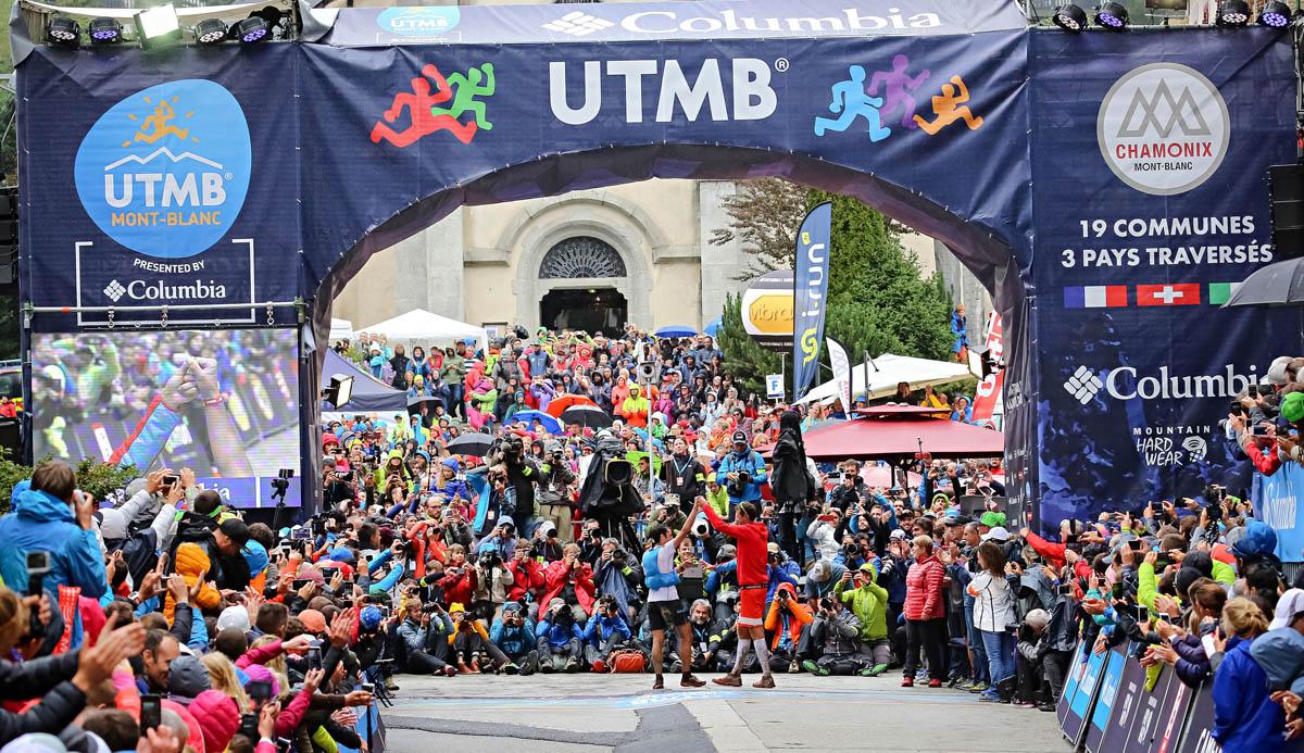 L'UTMB, revivez la course comme si vous y étiez