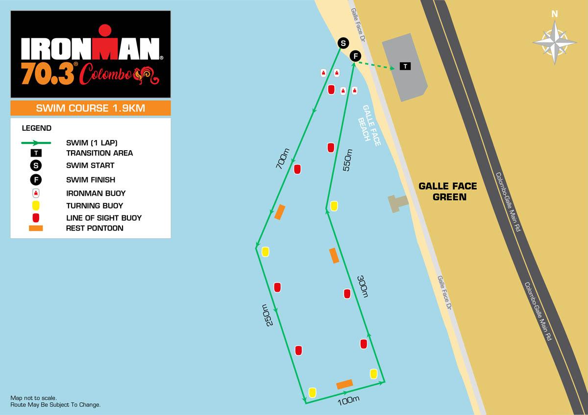Ironman 70.3 au Sri Lanka et Ironman Philippines