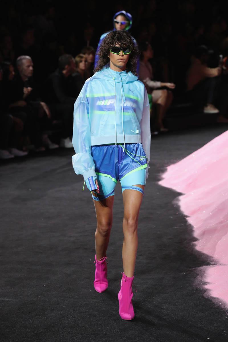 Puma & Rihanna à la Fashion Week - NYC