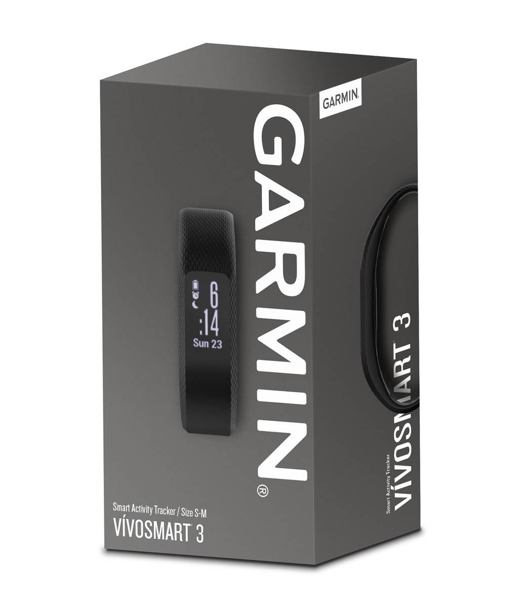 Garmin Vivosmart® 3 : l'anti stress ?