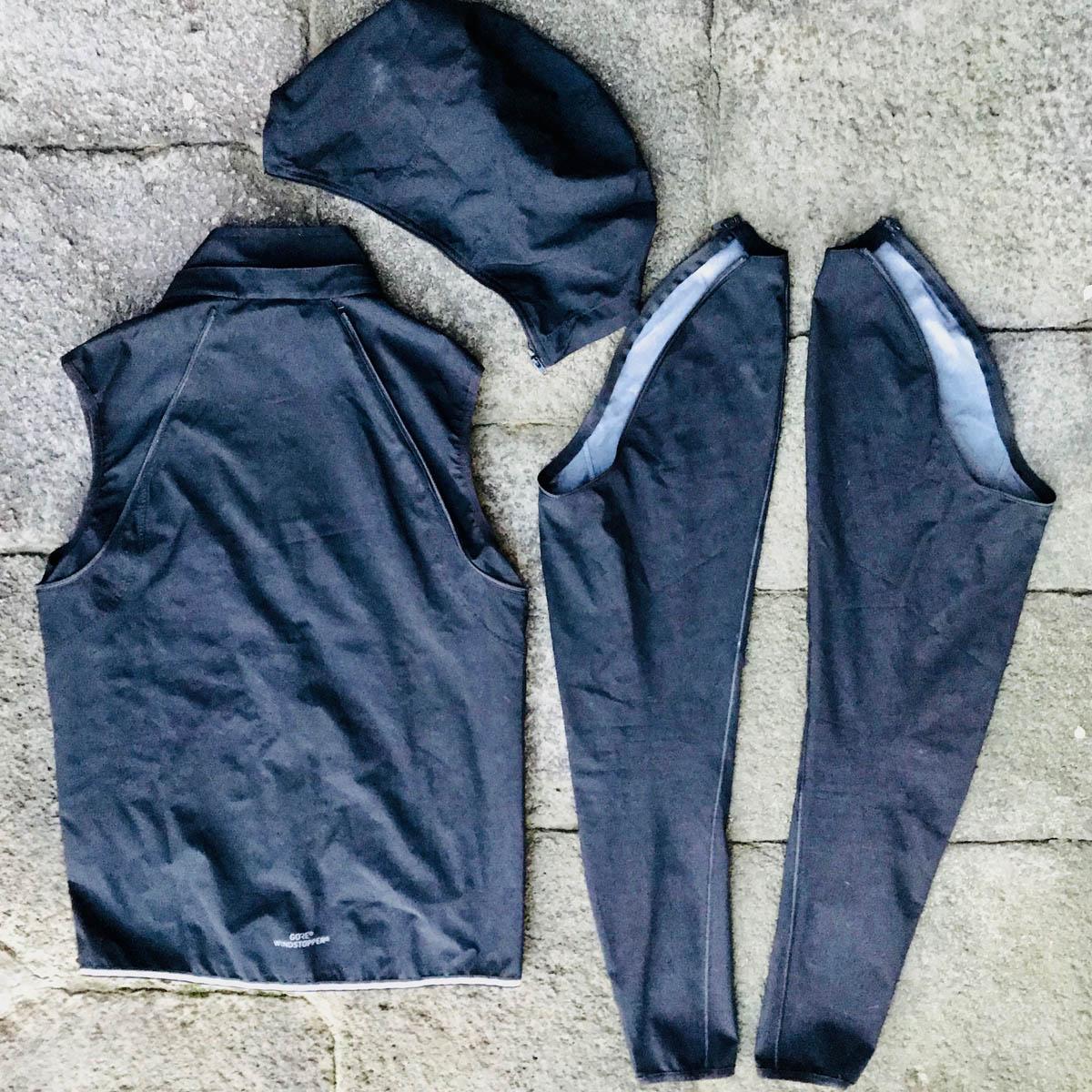 Essential Gore® Windstopper® Zip-Off Jacket