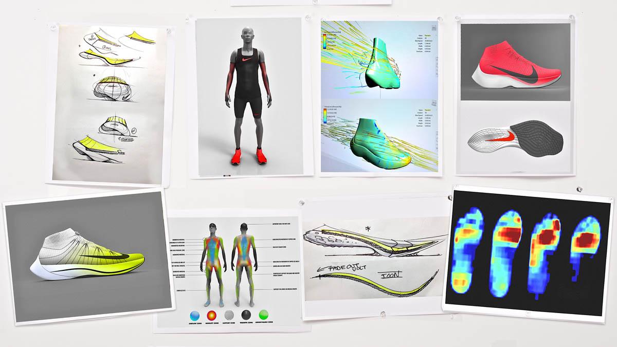 Nike Zoom Vaporfly : pourquoi ces 4%