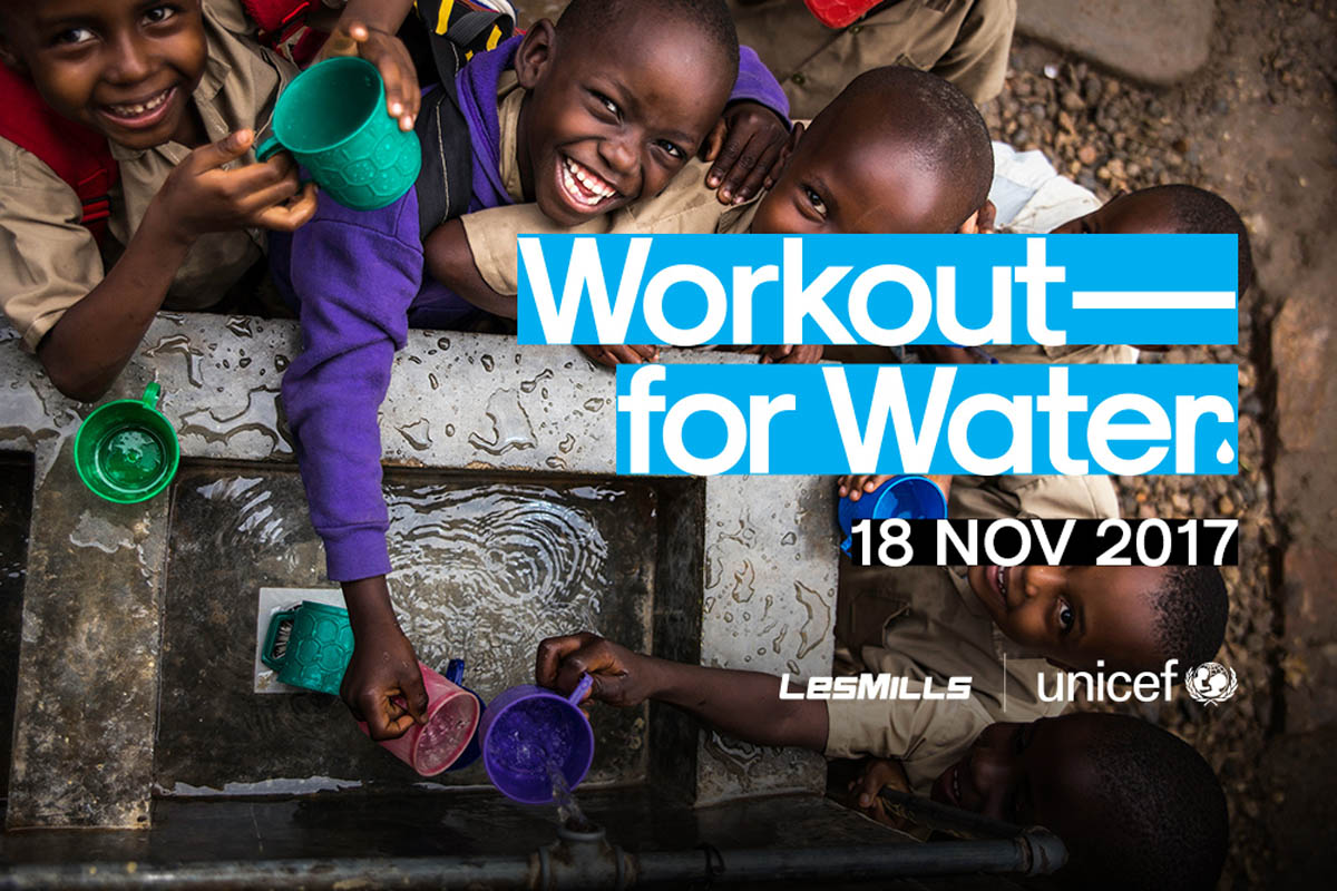 Workout for water