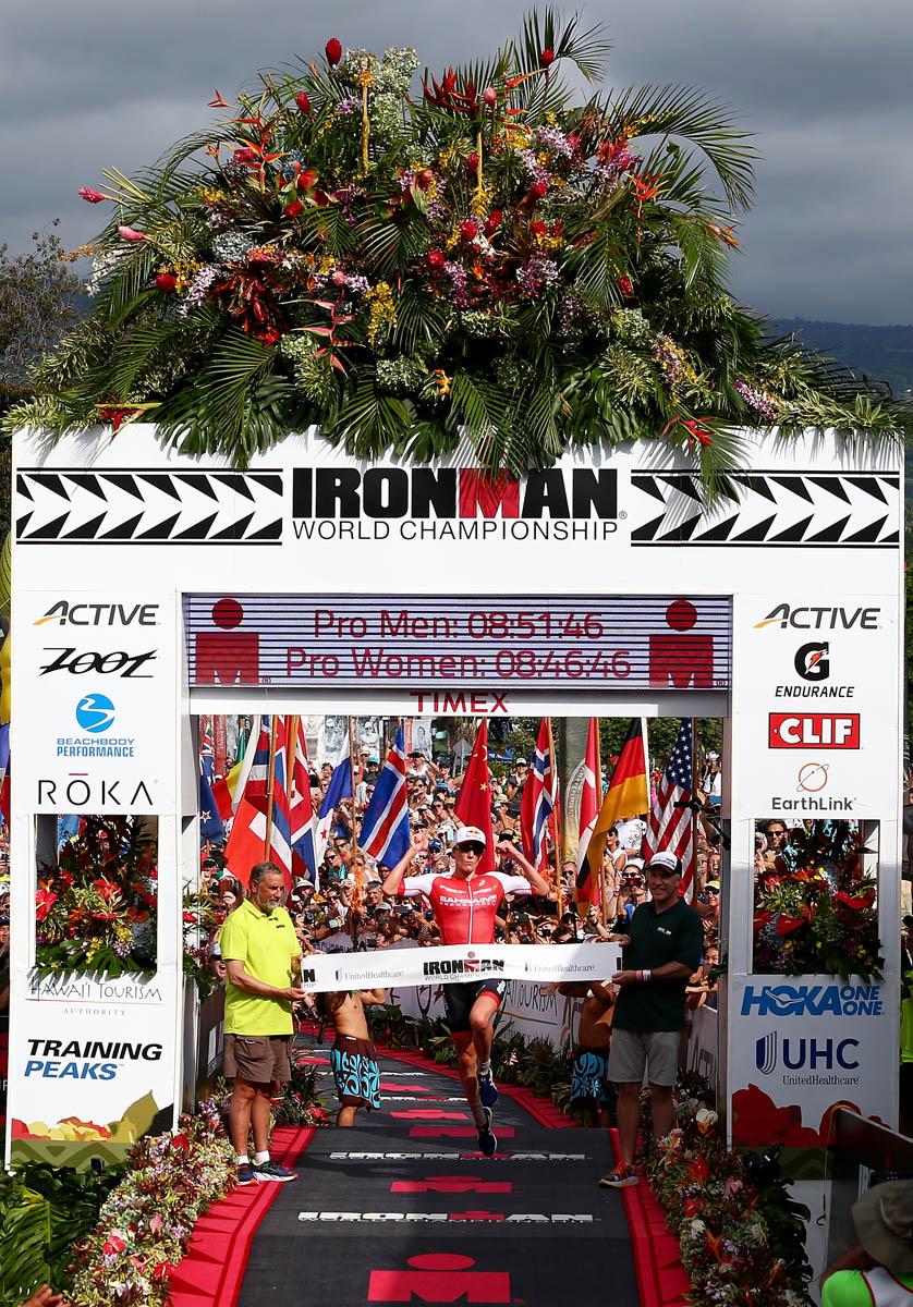 Hoka One One® en force sur l'Ironman
