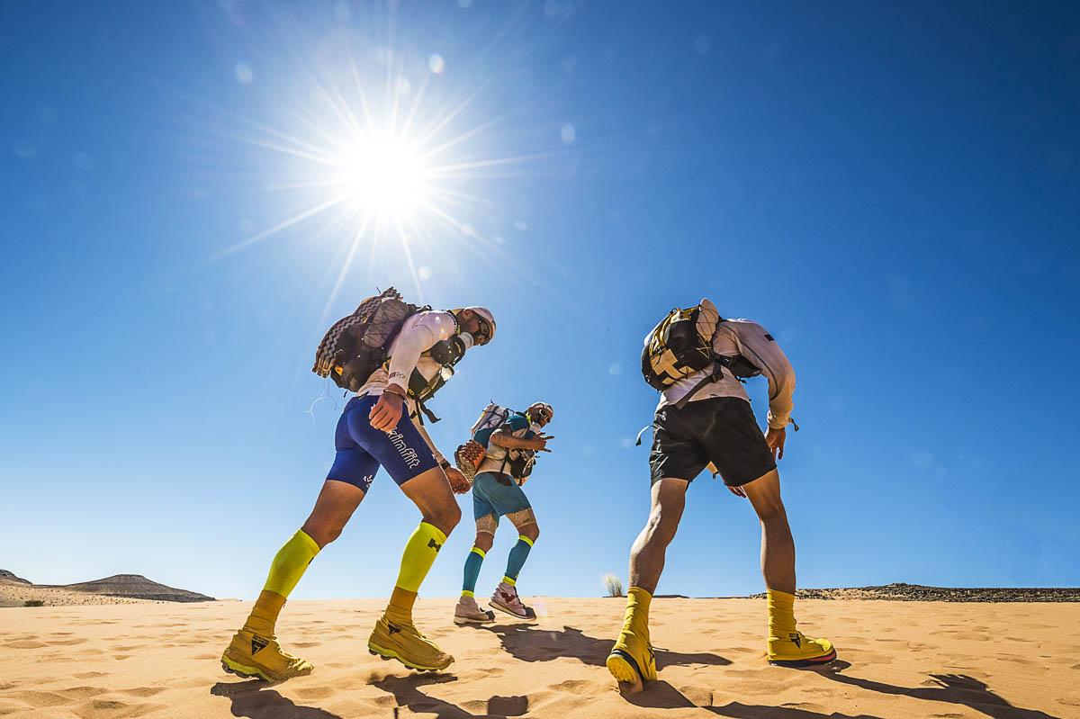 Marathon des Sables 2018 : étape 4