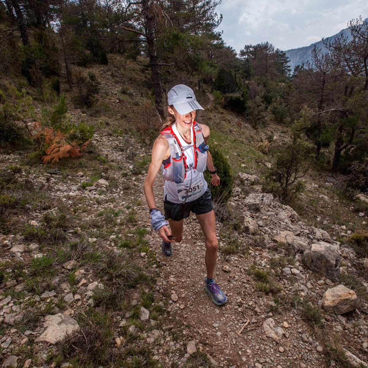 Focus sur les femmes des « championnats du monde » de trail