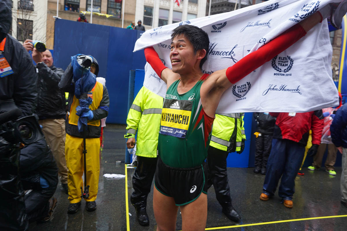 Marathon de Boston 2018 : le récit