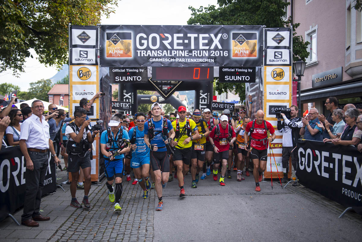 GoreTex TransAlpine Run2