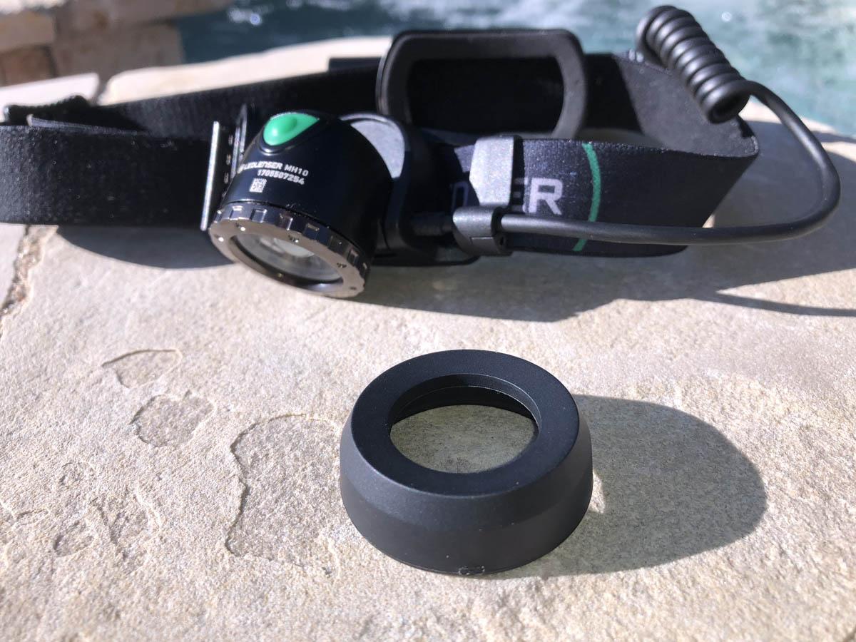 Led Lenser MH2 et MH10