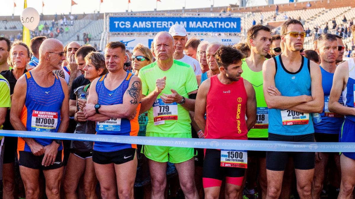 Marathon d'Amsterdam 2018