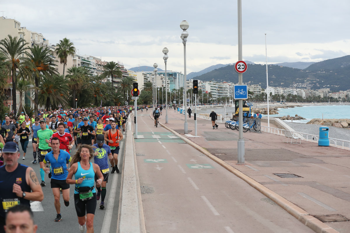 Retour sur le Nice-Cannes