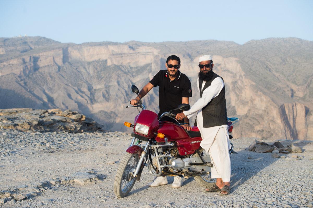 L'UTMB®...à Oman