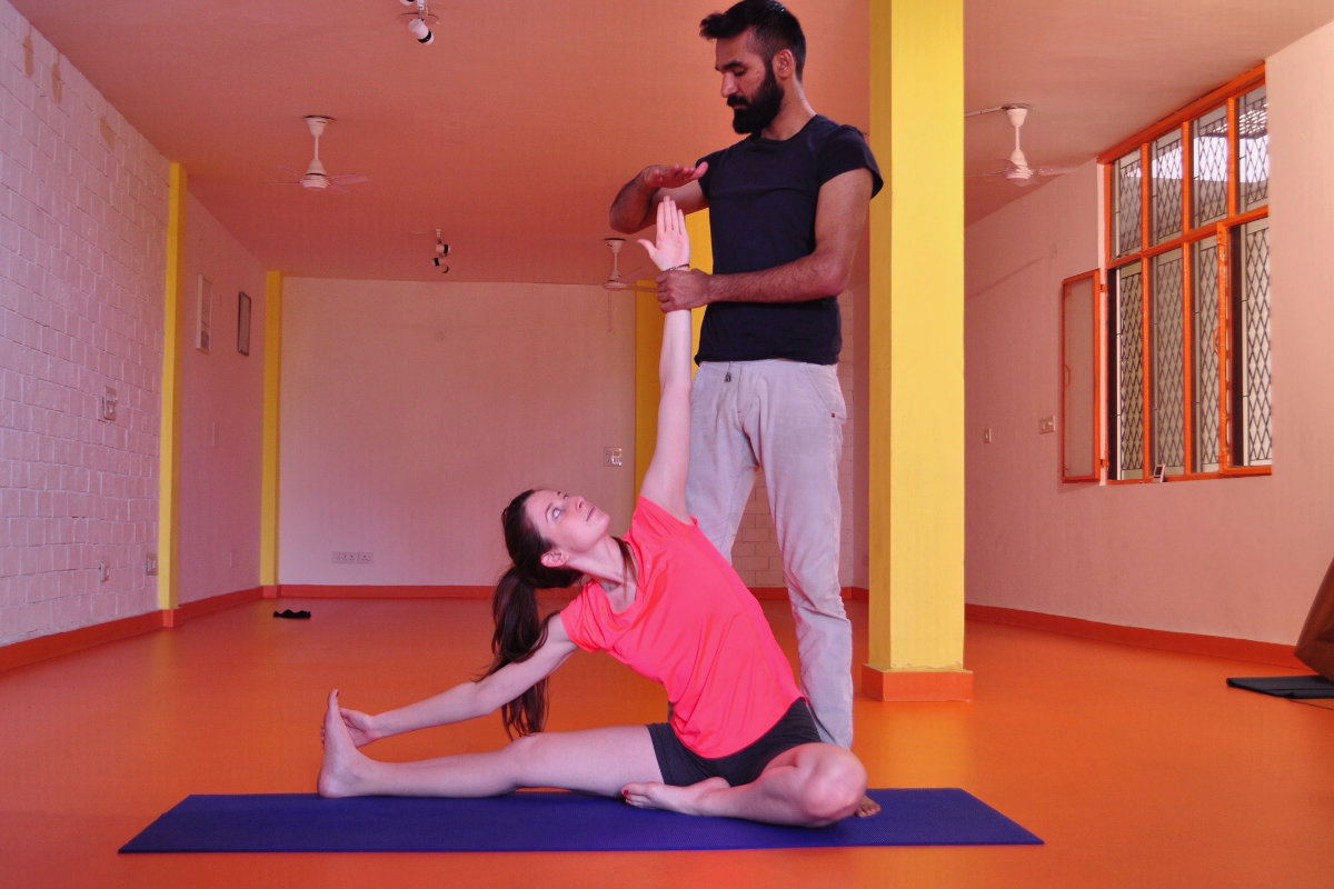 Crazy Rich Asians : le yoga