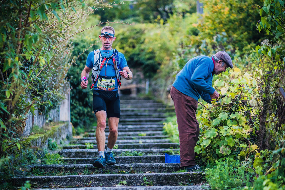 Trail des Templiers