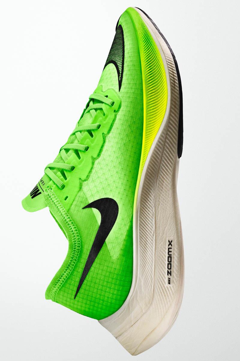 Nike ZoomX Vaporfly NEXT%. Enquête Américaine.