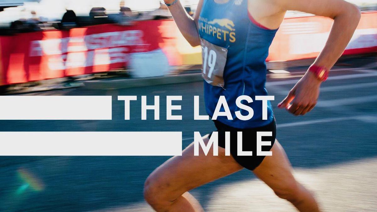 Strava The Last Mile