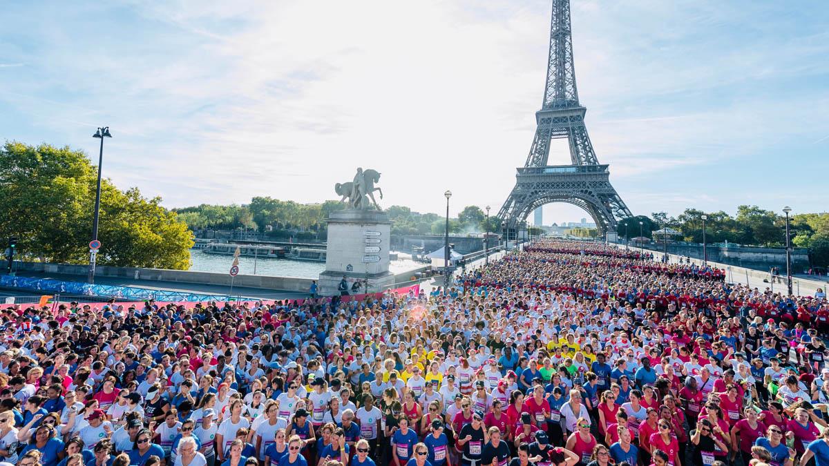 La Parisienne : sessions d'entrainement gratuites dans Paris.
