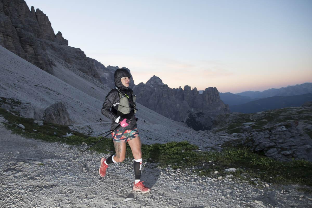 Le Lavaredo, un mythe du trail running en Italie