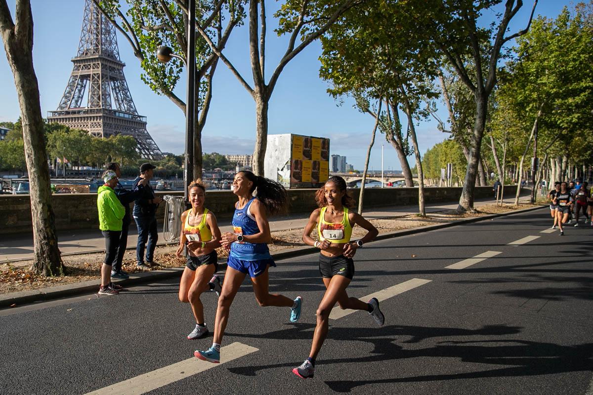 Retour en photos sur la 23e édition de La Parisienne
