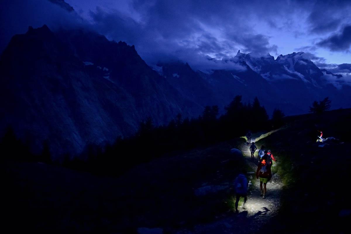 Nuits blanches à Chamonix