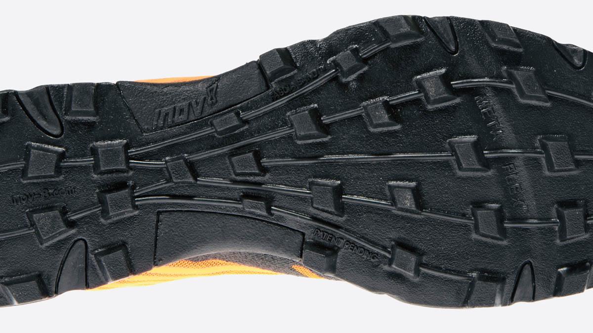 Du graphène dans une chaussure Inov-8 ? On était sur le coup !