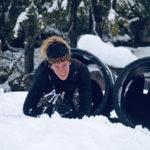 La saison de ski se lance avec une course à pied d'un style de taré.
