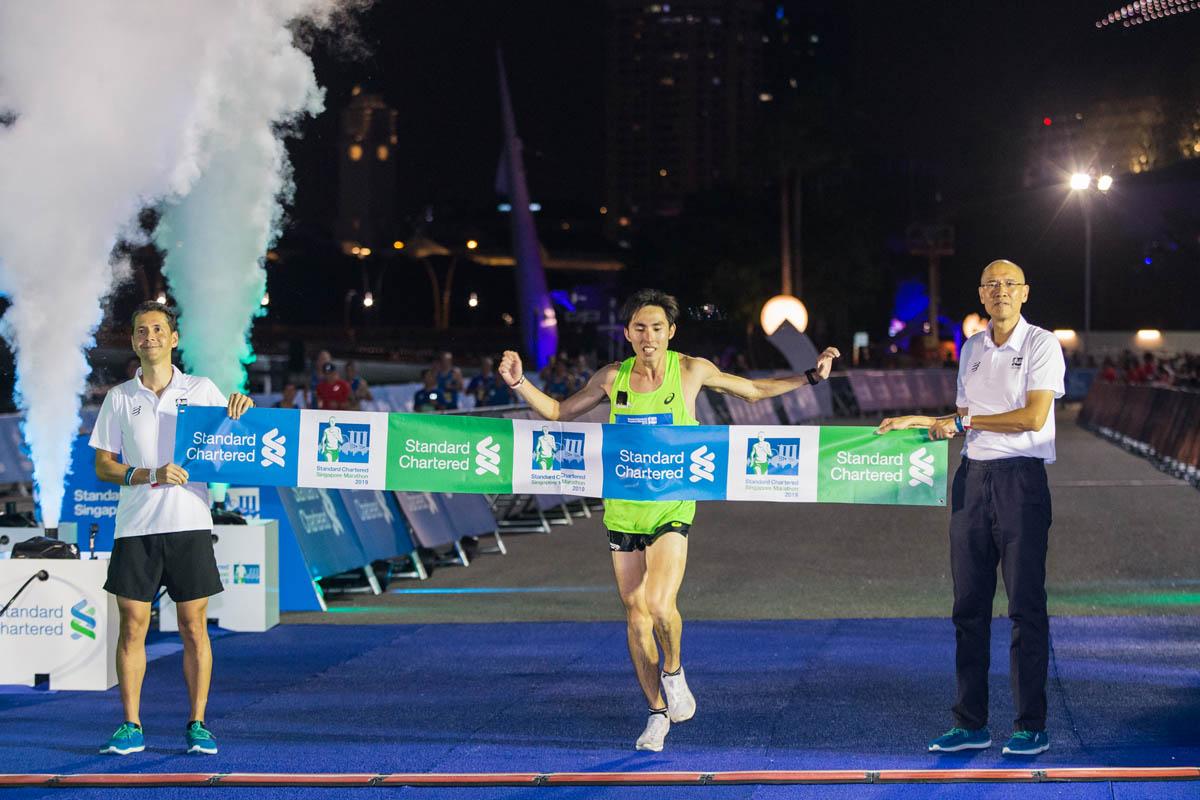 Standard Chartered Singapore Marathon : le prochain World Majors ?